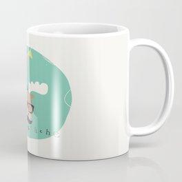 Monty Mouse Coffee Mug