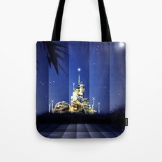 Fantasy land. Tote Bag