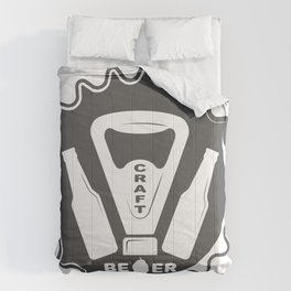 Opener Bottles with Craft Beer style Fashion Modern Design Print! Comforters