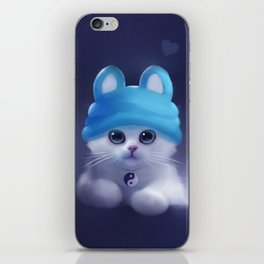 Yang The Cat iPhone Skin