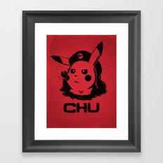 ¡Viva La Evolución! Framed Art Print