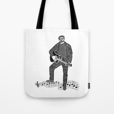 Rock 'N' Roll Tote Bag