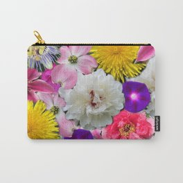 flowers amok! Carry-All Pouch
