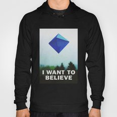 I WANT TO BELIEVE - 5TH ANGEL Hoody