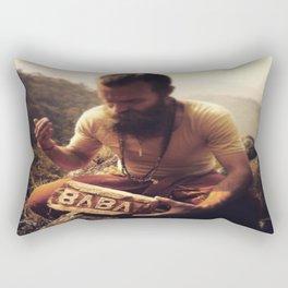 Baba Brick, 2015 Rectangular Pillow