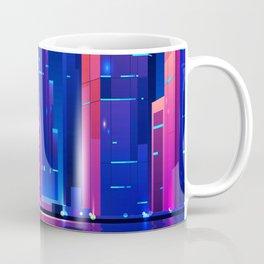Synthwave Neon City #21: Dubai Coffee Mug