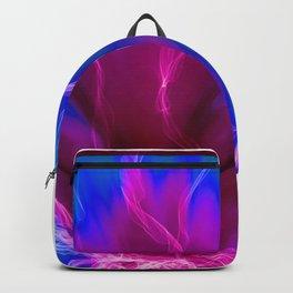Exhale in Violet Backpack