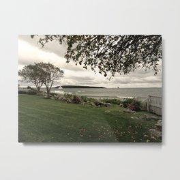 Mackinac Island Metal Print