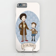 Dr Who Fangirls iPhone 6s Slim Case