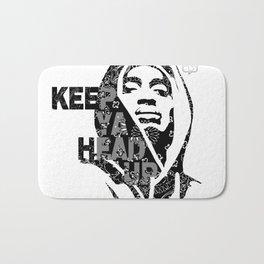 KeepYaHeadUp Bath Mat