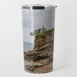 Camel Beach Landscape Travel Mug