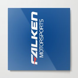 Falken Motorsport Metal Print