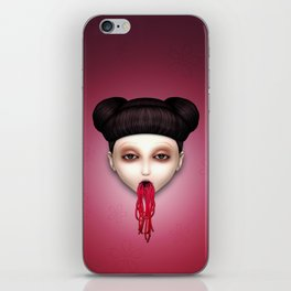 Misfit - Sakura iPhone Skin