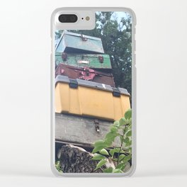 Locked and Loaded Clear iPhone Case
