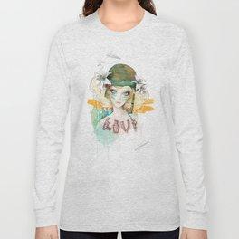 War girl Long Sleeve T-shirt