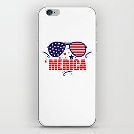 'Merika iPhone Skin