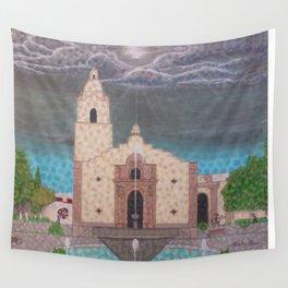Nublado en Magdalena de Kino Wall Tapestry