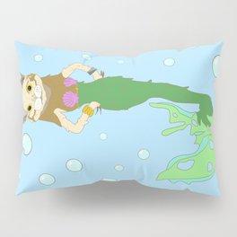 Mer-Cat Pillow Sham