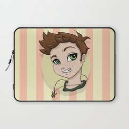 Dean and the Samulet Laptop Sleeve