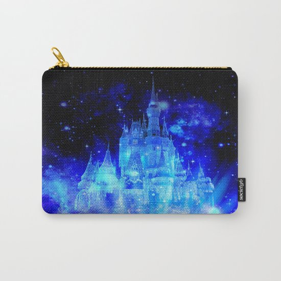 Enchanted Castle Carry-All Pouch