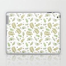 Leaves and ladybugs Laptop & iPad Skin