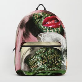 Trouble In Paradise Backpack