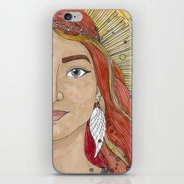 Joanna iPhone Skin