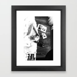 Hollywood Special Framed Art Print