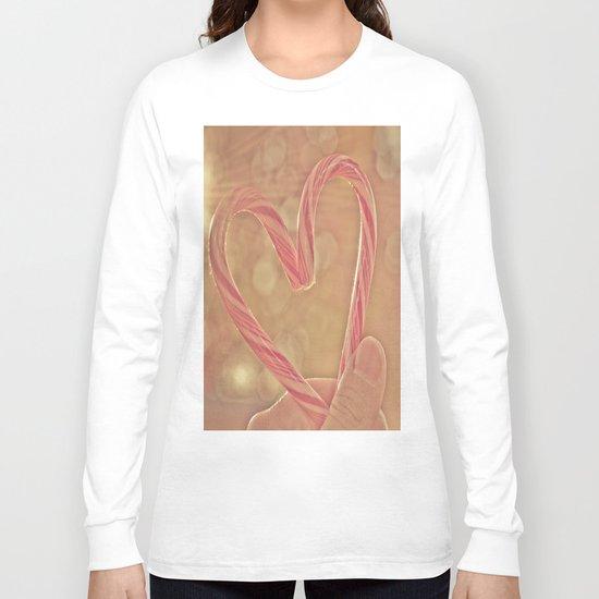 I Heart Xmas Long Sleeve T-shirt