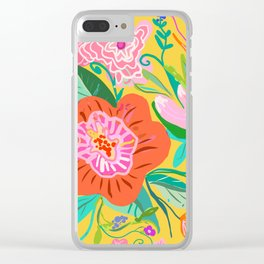 My Mexicali Rose Clear iPhone Case