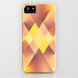 Fall Deco iPhone Case