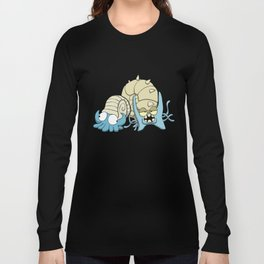 Pokémon - Number 138 and 139 Long Sleeve T-shirt