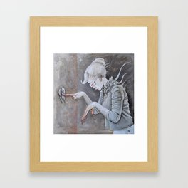 chroma Framed Art Print