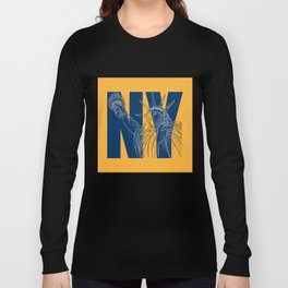 You Love New York Long Sleeve T-shirt