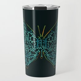 Mechanical Butterfly Travel Mug