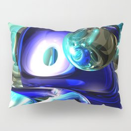 Jewel of the Nile Abstract Pillow Sham