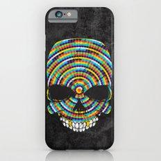Hypnotic Skull Slim Case iPhone 6s