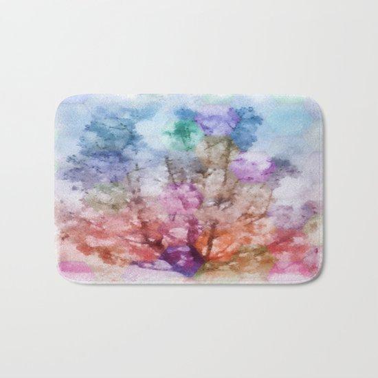 Independent tree  Bath Mat