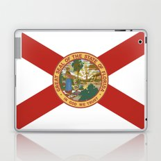 florida state flag united states of america country Laptop & iPad Skin