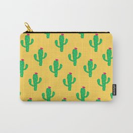 Pattern #13 B: Cactus Carry-All Pouch