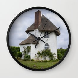 The Roundhouse Wall Clock
