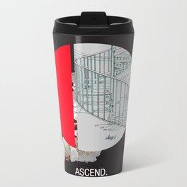 Ascend. Metal Travel Mug