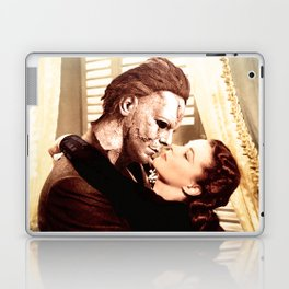 Michael Myers as Clark Gable Laptop & iPad Skin