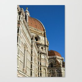 Cathedral of Santa Maria del Fiore, Florence Canvas Print