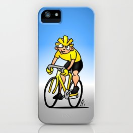 Cyclist - Cycling iPhone Case