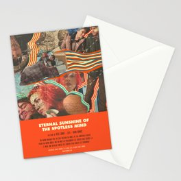 Eternal Sunshine Of the Spotless Mind - Michel Gondry Stationery Cards