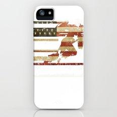 Superheroes minimalist - Running star iPhone (5, 5s) Slim Case