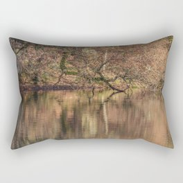 Old Oak Reflections Rectangular Pillow