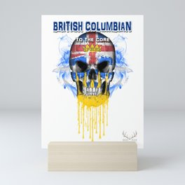 To The Core Collection: British Columbia Mini Art Print