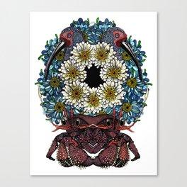 Supersymmetry Canvas Print